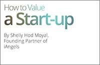 How to Value a Start-up
